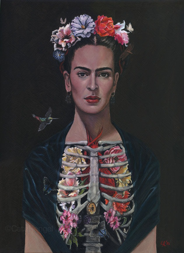 Frida by Cate Rangel